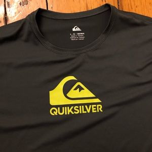 Quicksilver surf shirt